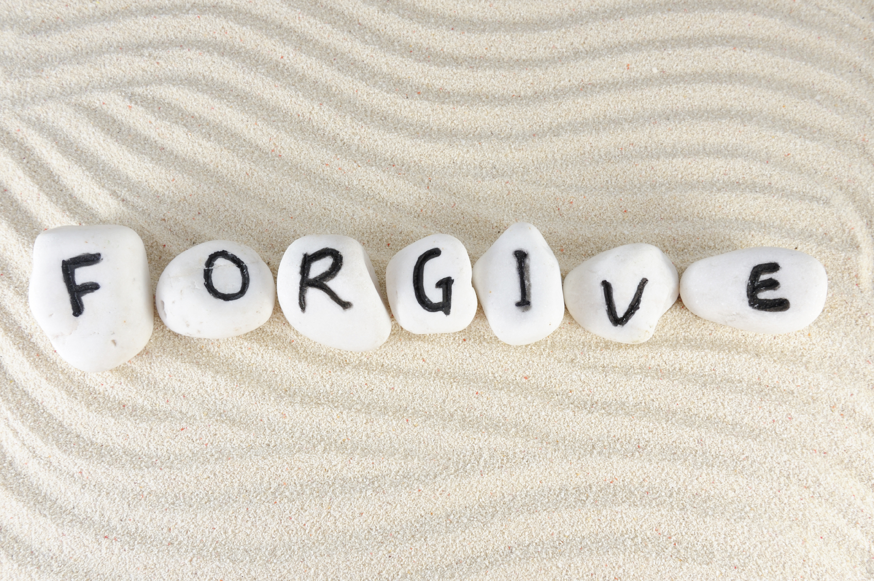 When We Forgive