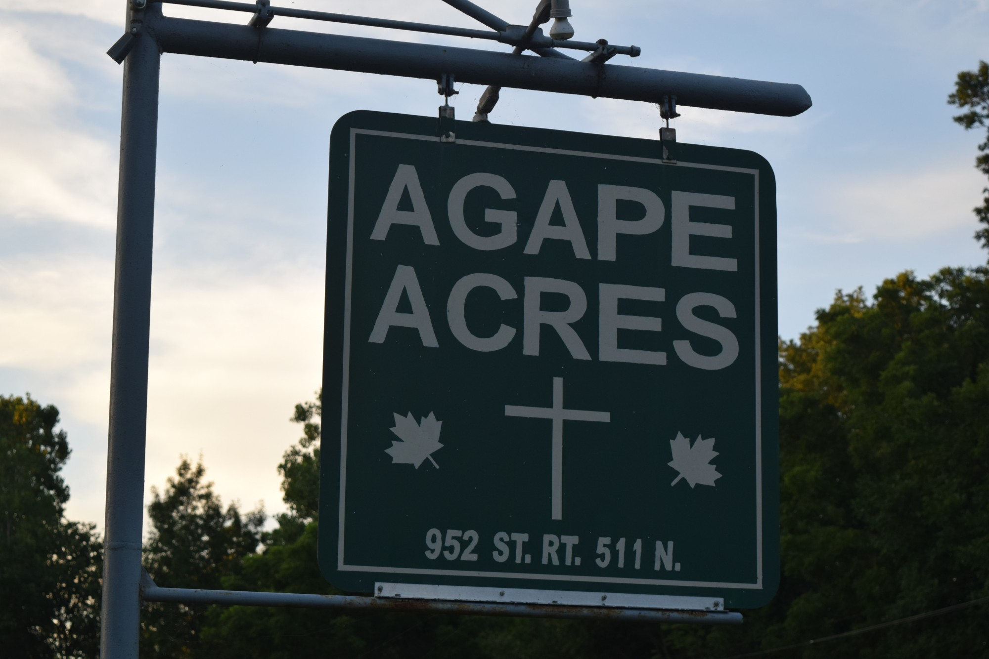 Agape Acres:Part 1