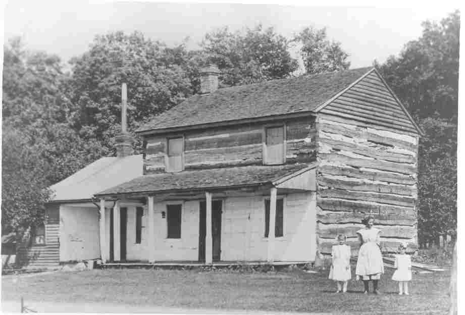 Maple Grove History-Names and Age
